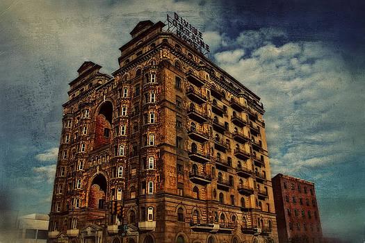 Divine Lorraine Hotel by Kim Zier