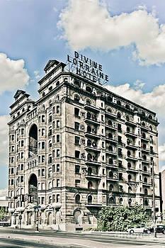 Divine Lorraine Hotel by Stacey Granger