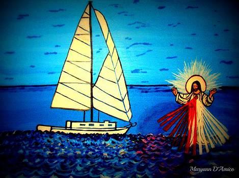Maryann  DAmico - Divine Mercy