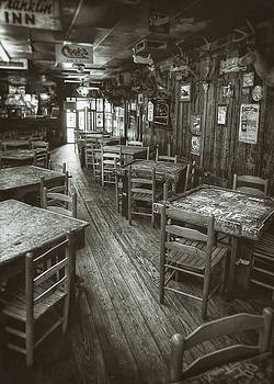 Scott Norris - Dixie Chicken Interior