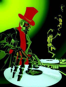 DJ Death by Amanda Struz