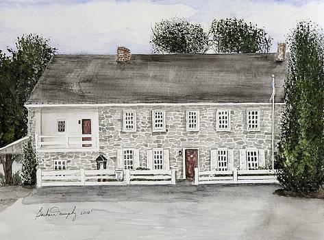 Dobbin House 1774 by Barbara Murphy
