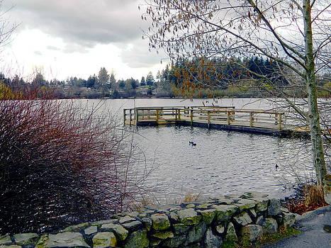 Nicki Bennett - Dock of Mill Lake