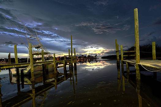 Dock Of The Bay by Bob Jackson