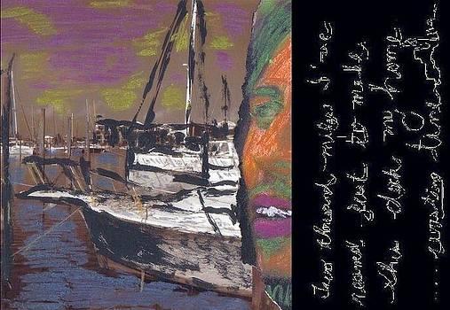 Lesley Fletcher - Dock of the Bay