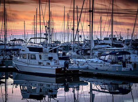 Docks 1 by Blanca Braun