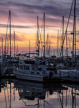 Docks 2 by Blanca Braun