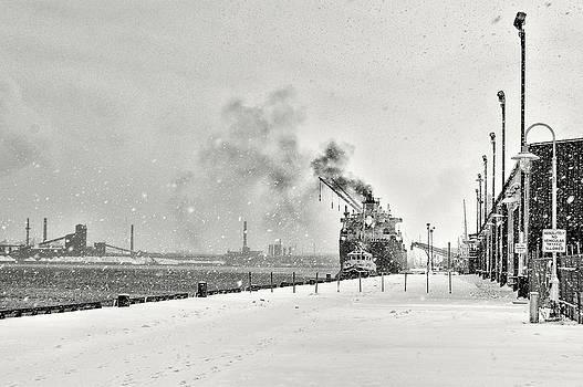 Dockyard by Garvin Hunter