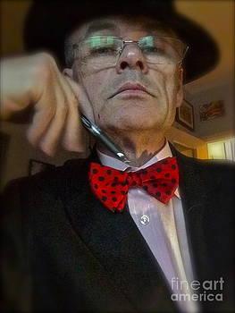 Doctor Faustus.feb 16.2014. Si tu vales. bene est. ego valeo . by  Andrzej Goszcz