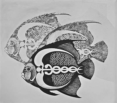 Doctor Fish Go Schooling by Jim Ellis