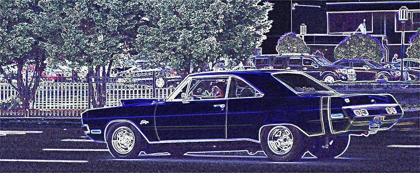 Dodge Dart Swinger by Thomas  MacPherson Jr