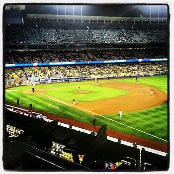 #dodger Game With The #ccw & #saatchi by Stacy C