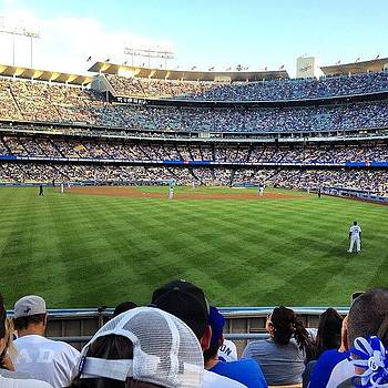 #dodgers #la by Ben Tesler