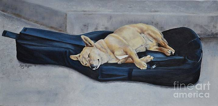 Dog Day Afternoon by Mary Rogers