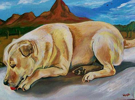 Kathleen Heese - Dog Portrait