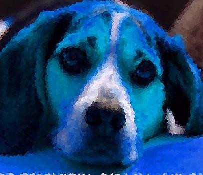 Doggie Blues by Kathy Budd