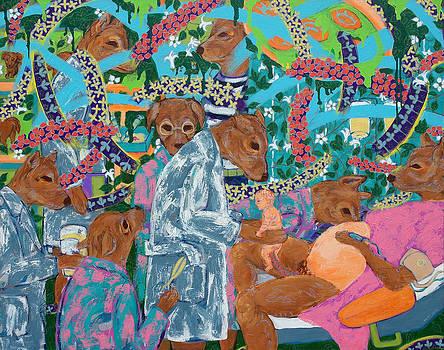 Dogtopia by Yemi Kim