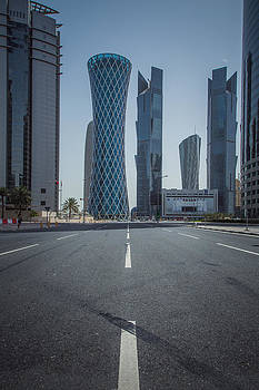Doha Road by Charlie Tash