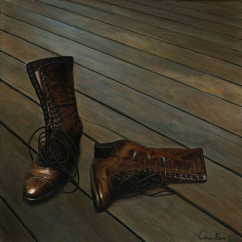 Dolly's Boots Matchmaker Stratford 2012 by Chris Klein
