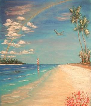 Dolphin Bay by The Beach  Dreamer