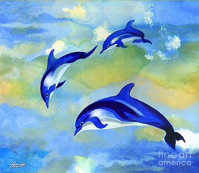 Dolphin Fantasy by Patricia Howitt