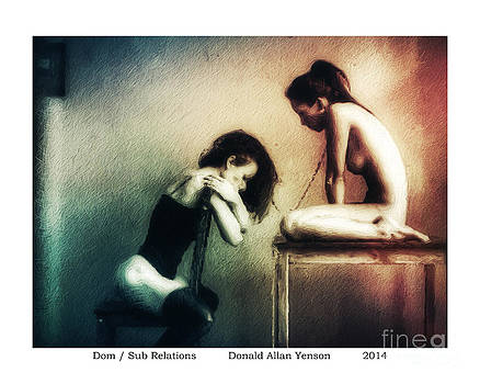 Dom / Sub Relations by Donald Yenson