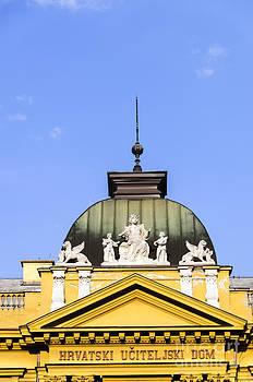 Oscar Gutierrez - Dome of Croatian National Theatre