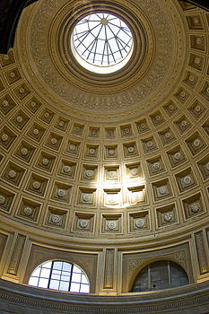 Dome of the Vatican by Cliff C Morris Jr