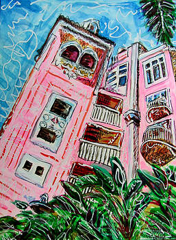Don CeSar Hotel by Douglas Durand