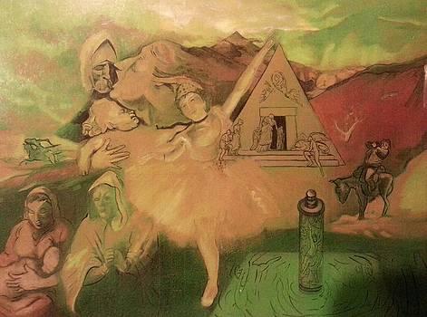 Don Quixote by Jude Darrien
