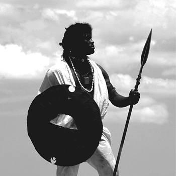 Stuart Brown - African Warrior 1