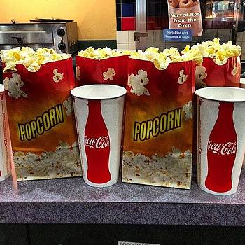 Don't Forget The Popcorn! by Shari Malin