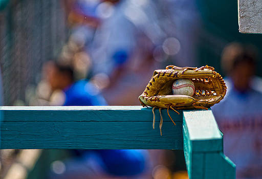 Don't Forget your Glove by Michael Misciagno