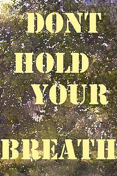Pamela Cooper - Dont Hold Your Breath