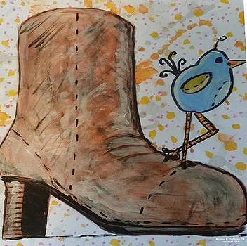 Dont Poo On My Shoe by Melissa Osborne