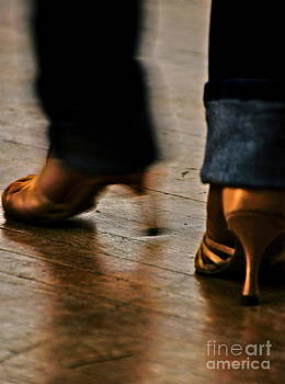 Don't Step on My Salsa Shoes by Diane Stresing
