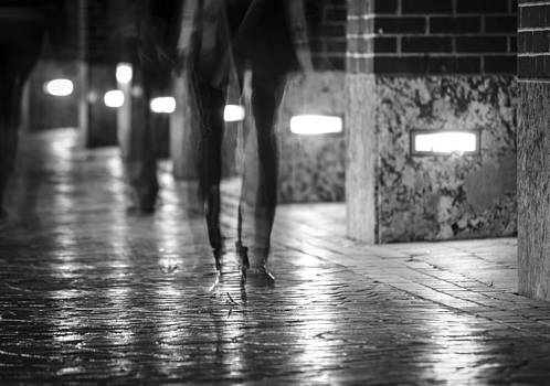 Don't Walk On Past by Julie Jamieson