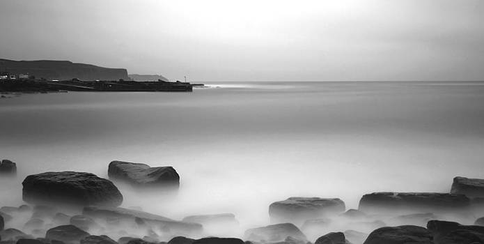 Doolin Pier by Peter Skelton