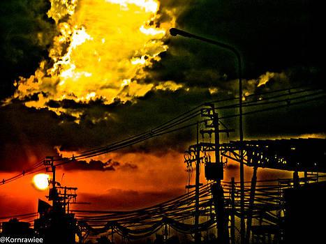 Doomsday someday by Kornrawiee Miu Miu