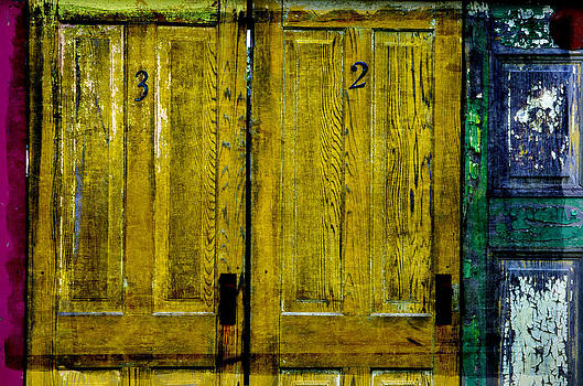 Door 3 And 2 by Craig Perry-Ollila