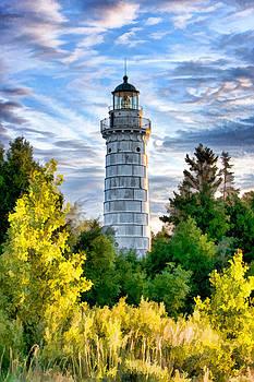 Christopher Arndt - Door County Cana Island Beacon