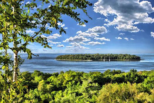Christopher Arndt - Door County Horseshoe Island