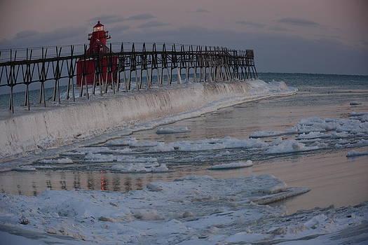 Larry Peterson - Door County Lighthouse