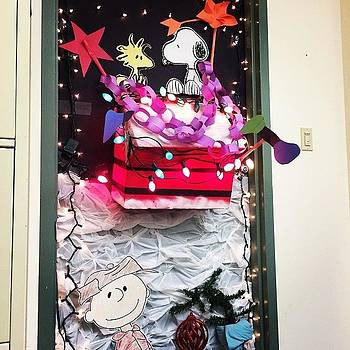 Door Decorating Contest 2013 by A R