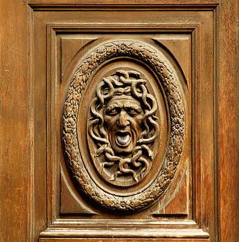 Mick Burkey - Door Detail