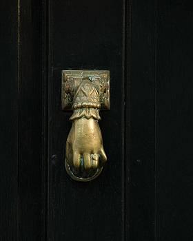 Door Knocker #2 by Maria Suhr