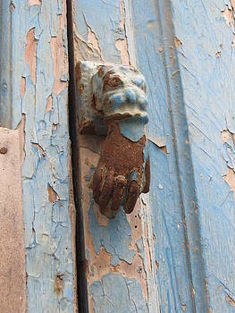 Door Knocker by Stefanie Weisman