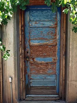 Door on Lusk Farm by Gia Marie Houck