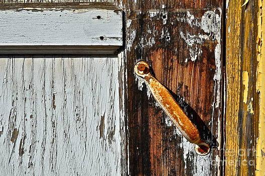 Gwyn Newcombe - Door Picking