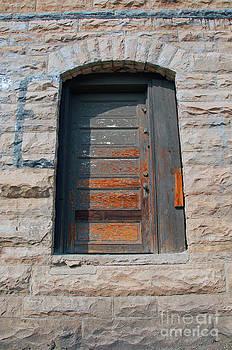 Door Series 2 by Minnie Lippiatt